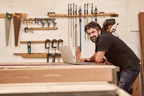artisan qui souhaite être formé à l'e-mailing